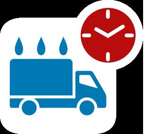 Icon Öffnungszeiten LKW-Wäsche Hempelmann Tankstellen