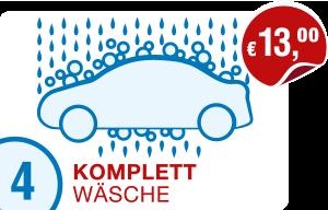 Icon Preis PKW-Komplett-Wäsche Hempelmann Tankstellen