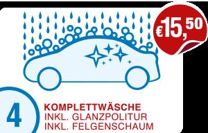 Icon Preis PKW-Komplettwäsche Hempelmann Tankstellen Kirchlengern
