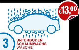 Icon Preis PKW-Unterboden-Schaumwachs-Wäsche Hempelmann Tankstellen Kirchlengern