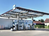 Hempelmann Tankstelle Kirchlengern Hüller Kreuz LKW-Tankstelle