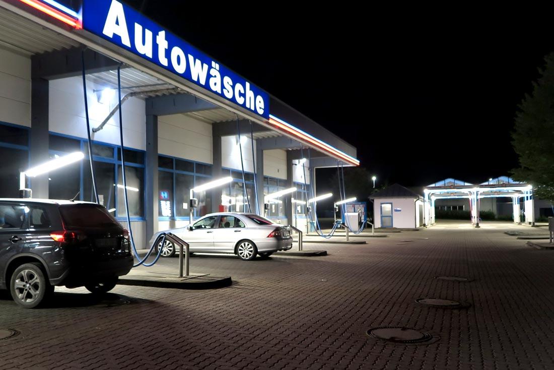 Hempelmann Tankstelle Hidenhausen SB-Autowäsche