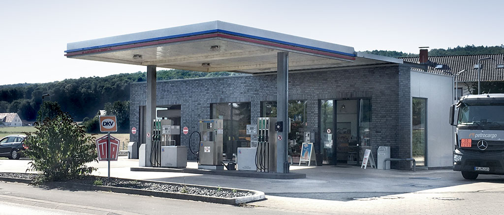 Hempelmann Tankstelle Preußisch Oldendorf