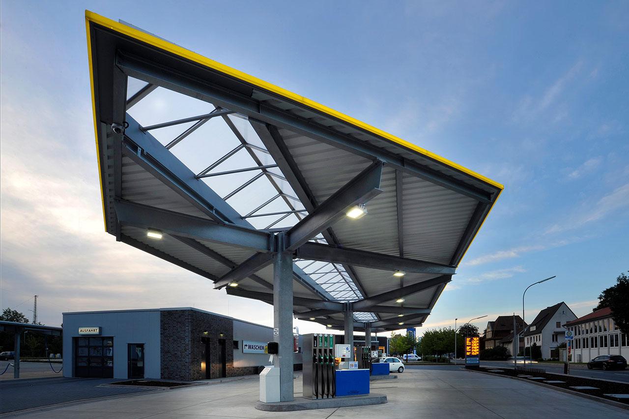 Hempelmann Tankstelle Centertank Herford
