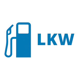 Icon Kraftstoff LKW Hempelmann Tankstellen