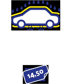 PKW-Premium-Wäsche Hempelmann Tankstellen centertank Herford