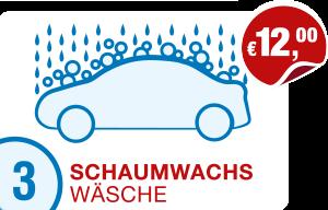 Preis PKW-Schaumwachswäsche Preußisch Oldendorf Hempelmann Tankstellen
