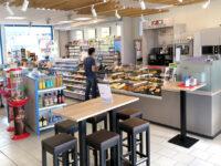 Hempelmann Tankstelle Kirchlengern Shop Kasse Gastronomie
