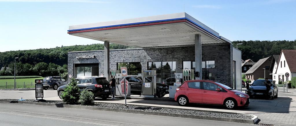 Hempelmann-Tankstellen-Preussisch-Oldendorf